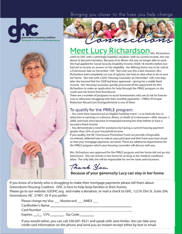 GHC Advocate 2017 inside page